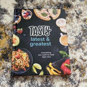 Tasty latest & greatest cookbook
